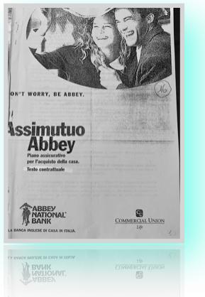ASSIMUTUO ABBEY – Un mutuo pieno di insidie